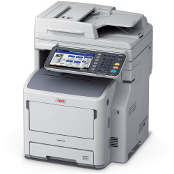 Oki MB770dfnfax A4 Mono LED MFP with Fax