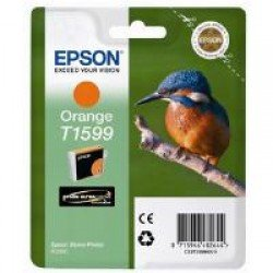 Epson T1599 Orange Ink Cartridge (17ml) C13T15994010