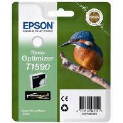 Epson T1590 Gloss Optimiser Ink Cartridge (17ml) C13T15904010
