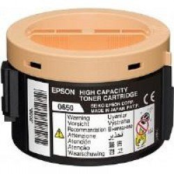Epson C13S050650 High Yield Black Toner Cartridge