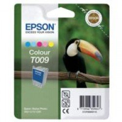 Epson T009401 5-Colour Ink Cartridge (66ml - 330 pages*) C13T00940110
