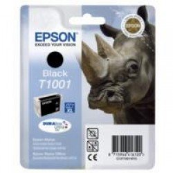 Epson T1001 Black Ink Cartridge (25.9ml) C13T10014010