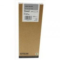 Epson T5447 Light Black Ink Cartridge (220ml) C13T544700