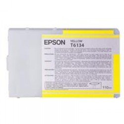 Epson T6134 Yellow Ink Cartridge (110ml) C13T613400