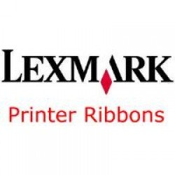 Lexmark 3070169 High Yield Ribbon (8 million characters*)