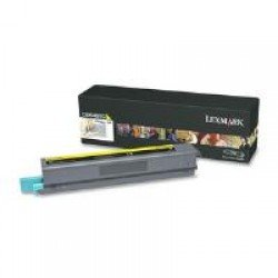 Lexmark C925H2YG High Yield Yellow Toner Cartridge (7,500 pages*)