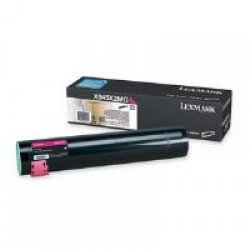Lexmark X945X2MG Magenta Toner Cartridge (22,000 pages*) 0X945X2MG