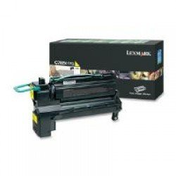 Lexmark C792X1YG Extra High Yield Yellow Return Program Print Cartridge (20,000 pages*)