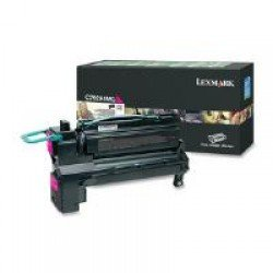 Lexmark C792A1MG Magenta Return Program Print Cartridge (6,000 pages*)