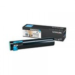 Lexmark X945X2CG Cyan Toner Cartridge (22,000 pages*) 0X945X2CG