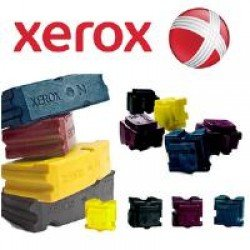 Xerox 108R00672 6 Black Ink Sticks (6,000 pages*)
