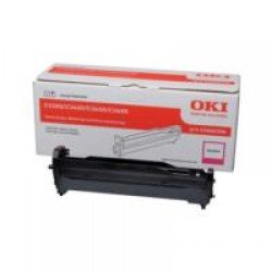 Oki 43460206 Drum Magenta C3334 (15,000 pages*)