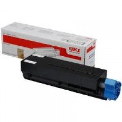 Oki 44574802 High Yield Black Toner Cartridge (7,000 pages*)