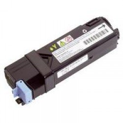 Dell 593-10322 High Yield Yellow Toner Cartridge (2,500 pages*)
