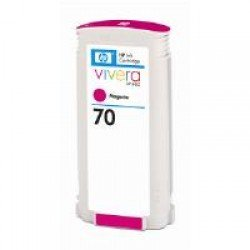 HP C9453A No.70 Magenta Ink Cartridge (130ml)