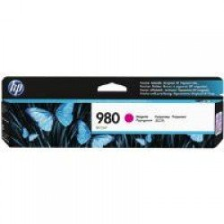 HP D8J08A No.980 Magenta Ink Cartridge (6,600 pages*)