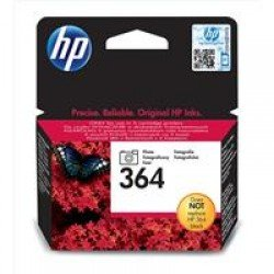HP CB317EE#ABB No.364 Photo Ink Cartridge (130 photos*) CB317EE