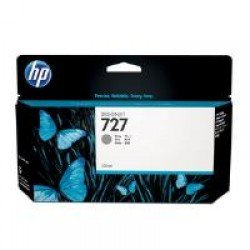 HP B3P24A No.727 Gray Ink Cartridge (130ml)
