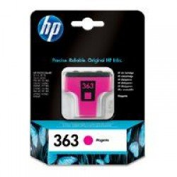 HP C8772EE No.363 Magenta Ink Cartridge (3.5ml)