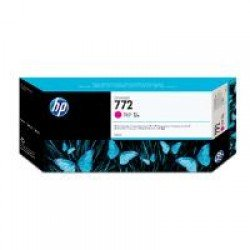 HP CN629A No.772 Magenta Ink Cartridge (300ml)