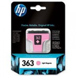 HP C8775EE No.363 Light Magenta Ink Cartridge (5.5ml)