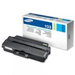 Samsung MLTD103S/ELS Standard Yield Black Toner Cartridge (1,500 pages*) MLT-D103S/ELS