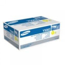 Samsung CLT-Y5082S Yellow Standard Yield Toner Cartridge (2,000 pages*) CLT-Y5082S/ELS