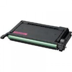 Samsung CLP-M600A Magenta Toner (4,000 pages*) CLP-M600A/SEE