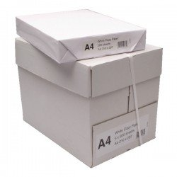 A4 80gsm White Office Paper (5 x 500 Sheets)