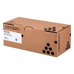 Ricoh 407638 Black Toner Cartridge (2,500 Pages*)
