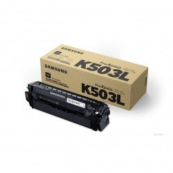 Samsung CLT-K503L/ELS Black Toner Cartridge (8,000 Pages*)