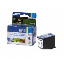 Samsung INKM40/ELS Black Ink Cartridge INK-M40/ELS