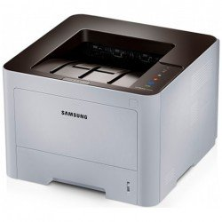 Samsung M3320ND A4 Mono Laser Printer left view
