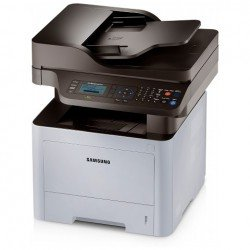 Samsung M3370FD A4 Mono Laser MFP with Fax left view