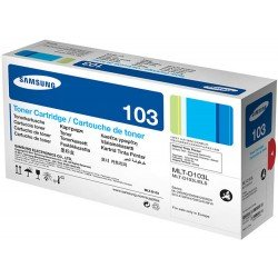 Samsung MLTD103L/ELS High Yield Black Toner Cartridge (2,500 pages*) MLT-D103L/ELS