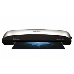 Fellowes Spectra A3 Laminator in use
