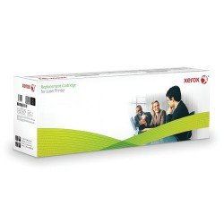 Xerox Replacement for HP 128A Cyan Toner Cartridge (1,400 Pages*)