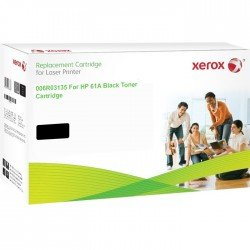 Xerox Replacement for HP 61A Black Toner Cartridge (6,000 Pages*)