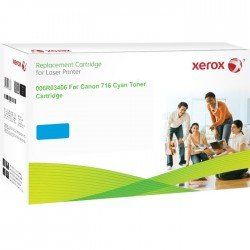 Xerox Replacement for Canon CRG-716C Cyan Toner Cartridge