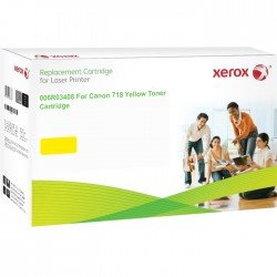 Xerox Replacement for Canon CRG-718Y Yellow Toner Cartridge