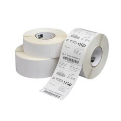 Zebra 87000 Z-Select 2000D Topcoated Permanent Adhesive Paper Label