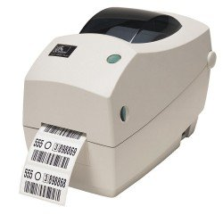 Zebra TLP 2824 Plus Thermal Printer (Serial)