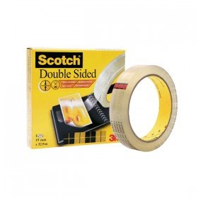 Scotch Double Sided Tape 19mm x 33m 6651933