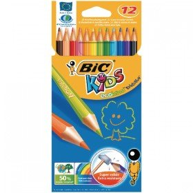 Bic Kids Colouring Pencil (12 Pack) 829029