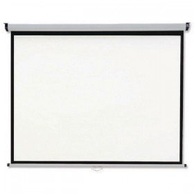Nobo Light Grey 118 inch Wall Mounted Projection Screen 1902394