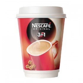Nescafe & Go 3 in 1 White Coffee Cups (8 Pack) 12234501