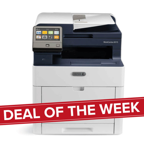 Xerox WorkCentre 6515DNI A4 Colour Multifunction Laser Printer