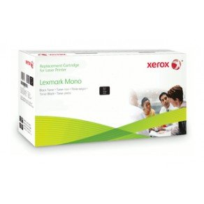 Xerox Replacement for Lexmark X463X21G Black Toner Cartridge (15,000 Pages*)