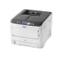 Oki C612dn A4 Colour LED Printer left view